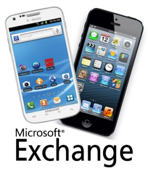 Exchange Sync iPhone Android
