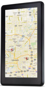 Get the Google Maps App on the Kindle Fire